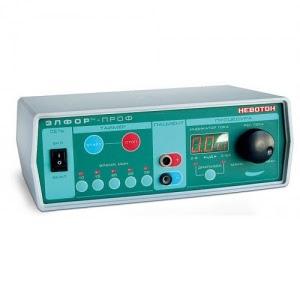 Аппарат для гальванизации и лекарственного электрофореза «ЭЛФОР-ПРОФ»