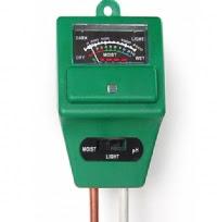 Измеритель влажности, pH, освещенности почвы