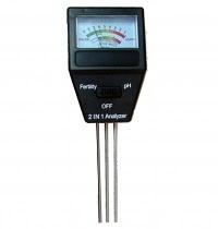 Измеритель pH и плодородности почвы