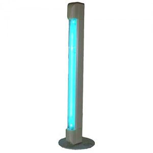Бактерицидная лампа ОББ-15 Подставка МЕТАЛЛ