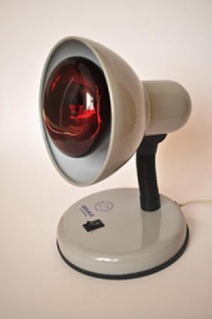 Инфракрасная лампа KVARTSIKO КР-75Н настольная 75 ватт