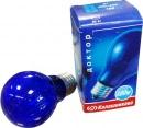 Синяя лампа 60Вт