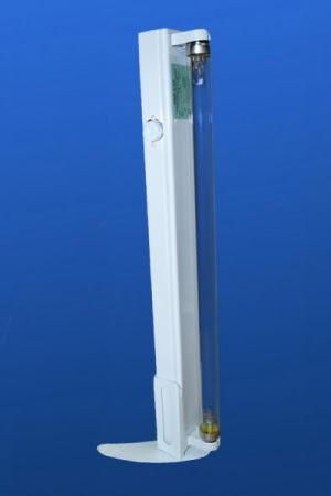 Бактерицидная лампа. ОБП-1-15 на подставке *БЕЗОЗОНОВАЯ*